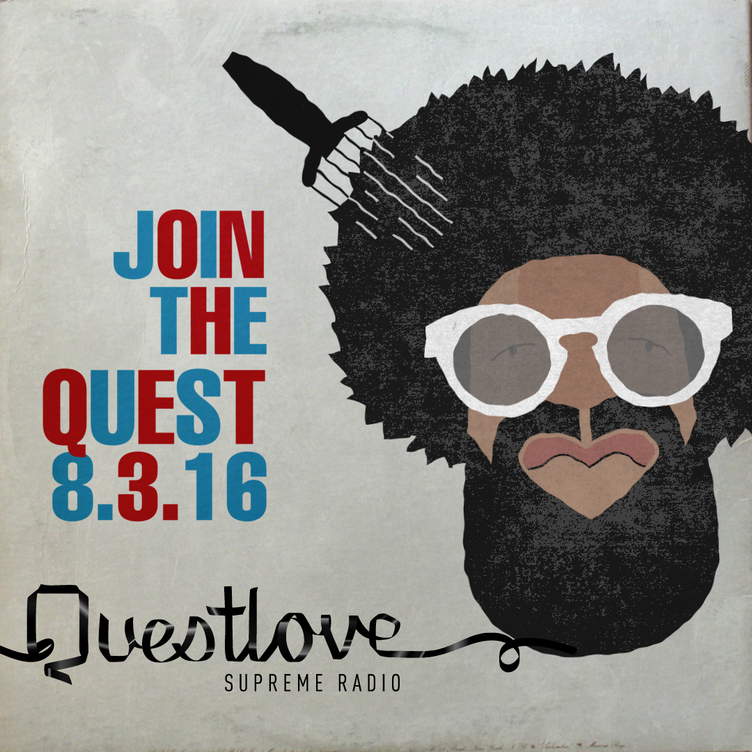Questlove For Pandora